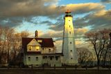 Milwaukee Lighthouse ; comments:12