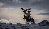 Kazakh Eagle Hunter ; comments:68