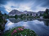 Езерото Limedes, Доломити, Италия ; comments:30