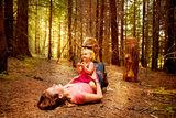 В гората ; No comments