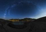 Лунен изгрев над вр.Белмекен - Рила планина ; comments:15