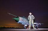 Български пилот до МиГ-21бис ; comments:26