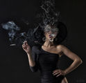 Smoking girl ; comments:31