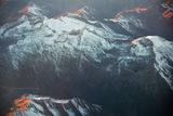 Алпийско залезно и леко заснежено ; comments:87
