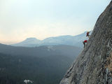 Climbing in Tuolumne ; Comments:16