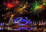 Варна - запалването на Коледната елха ; comments:7