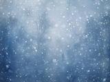 Зад прозореца  вече сняг вали... ; comments:43