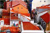 Лисабон в преобладаващо керемидено (Лисабон, Португалия, от Вера Киркова) ; comments:10
