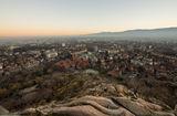 Пловдив погледнат от Бунарджиа ; comments:4