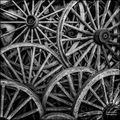 Wheels with spokes ; comments:24