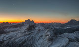 Moon, Venus & Dolomiti ; comments:28