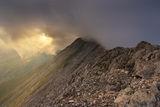 Залез от района на Кончето в посока Баюви дупки - летен спомен от Пирин ; Comments:61