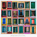 Amazing windows of Burano (Italy) ; comments:59