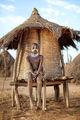 Момиче от племето Каро. ; comments:57