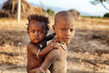 Деца от племето Арборе. ; Comments:22