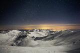 Лунна нощ в Пирин планина. Вледеняващо съзерцание от връх Полежан :-) ; Comments:26