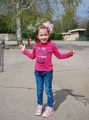 Габи в Зоопарка ; Comments:51