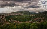 Панорамно от Велико Търново! ; comments:19