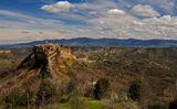 Civita di Bagnoregio, Italia ; comments:8