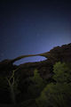 Landscape Arch at Night ; Comments:13