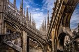 Катедралата в Милано ; comments:11
