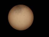 Един любителски Меркурий и от мен... с малко облачета... ; comments:11