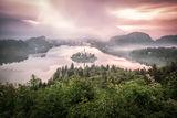 Езерото Блед, Словения ; comments:21