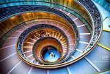 Стълбата във Ватиканския музей ; comments:13