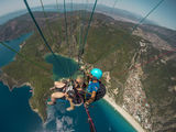 Paragliding,Blue Lagoon,Turkey ; comments:53