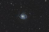 Галактиката Въртележка М101 ; comments:13