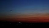 Maлък парад на планетите снощи ; comments:28