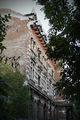 Фрагмент от фасадата на старата музикална гимназия в Русе ; comments:34