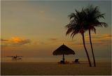 Преди нощта... (Остров Канифуши, Малдивски острови, от Вера Киркова) ; comments:28