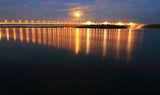 """Мост,,Нова Европа""""(Дунав мост 2) и лунната пътека - гр.Видин ; comments:44"""