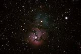 Мъглявината Трифида (М20) / Trifid Nebula ; comments:2