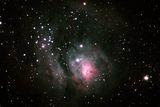 Мъглявината Лагуна (М8) / Lagoon Nebula ; comments:2