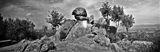 """Мегалит """"Слънчевата врата"""" или """"Вратата на богинята"""" край с. Бузовград, Средна гора. ; comments:16"""