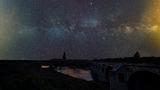 Една по различна 180° панорама на млечния път! ; comments:7