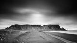 Черните плажове на Stokksnes ; comments:18