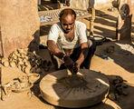 Занаятчия в малко селце,Раджастан/Индия/ ; comments:19