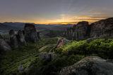 Манастирите на Метеора - Гърция ; Comments:12