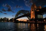Sydney Harbour Bridge ; comments:15