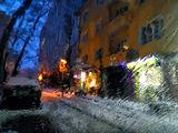 Зима в града ; comments:8
