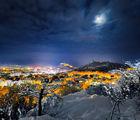 Пловдив облечен в бяло ; comments:6