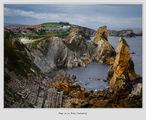 Playa de La Arnía (Cantabria) ; comments:5