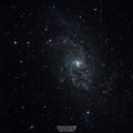Triangulum galaxy ; comments:7