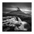 Kirkjufellsfoss and Kirkjufell 3 ; comments:50