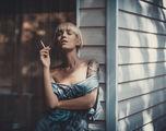 """...с цигара........(от серията """"Портрети с цигара"""") ; comments:47"""