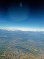 Италианските Алпи - поглед от самолета ; comments:7