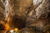 В подземния лагер на дълбочина -460 м. ; comments:19